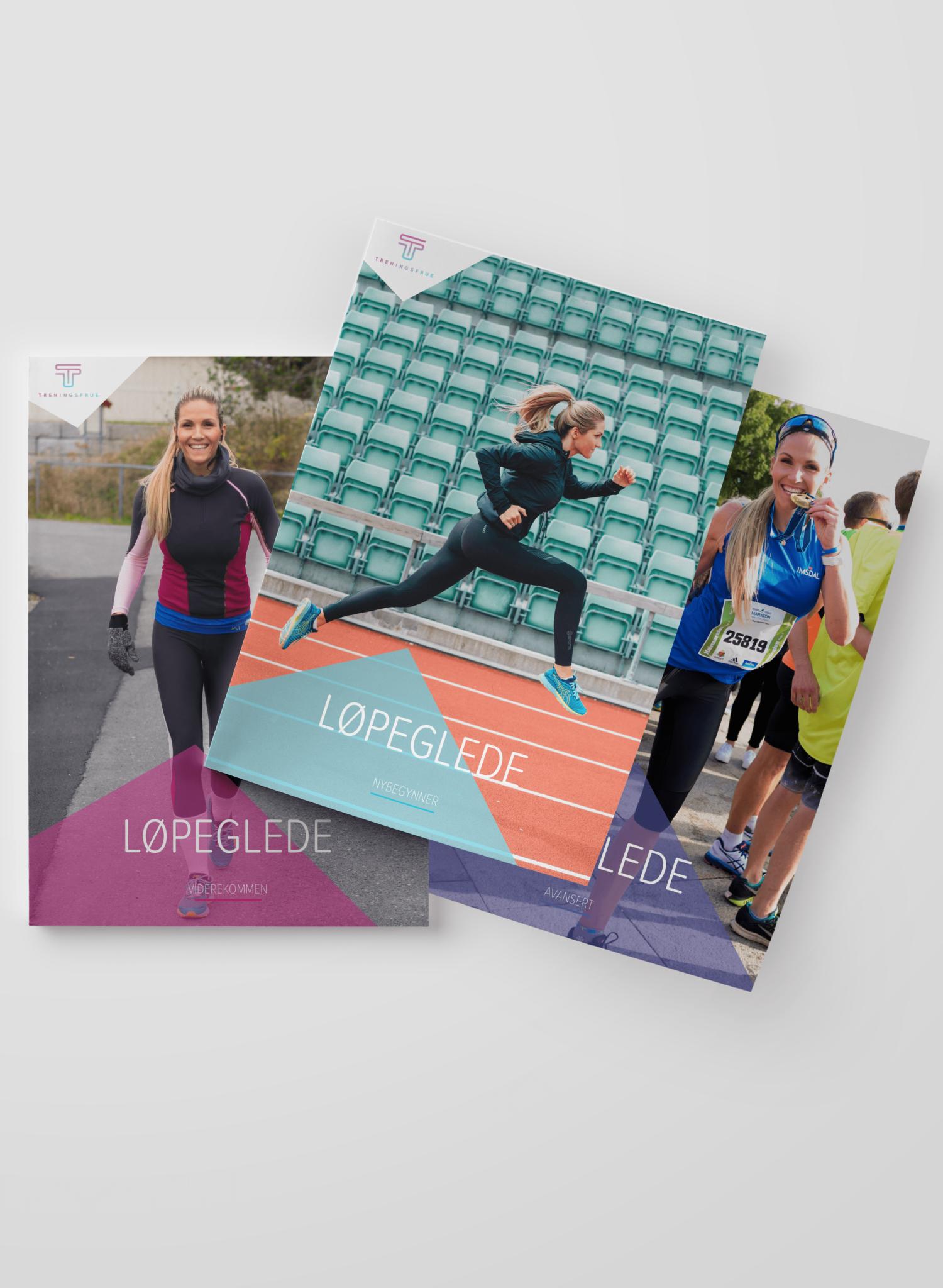 Løpeprogram pakke