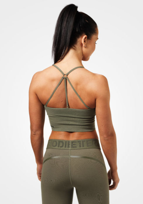 Astoria Seamless Sports-bh wash green